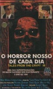 O Horror Nosso De Cada Dia - Poster / Capa / Cartaz - Oficial 1