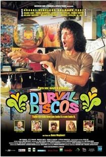 Durval Discos - Poster / Capa / Cartaz - Oficial 1
