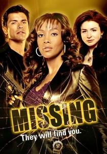 Missing: Desaparecidos (3ª Temporada) - Poster / Capa / Cartaz - Oficial 1