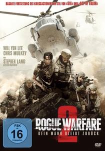 Rogue Warfare 2: The Hunt - Poster / Capa / Cartaz - Oficial 1