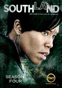 Southland: Cidade do Crime (4ª Temporada) - Poster / Capa / Cartaz - Oficial 2