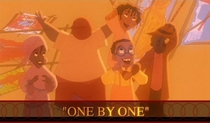 One by One - Poster / Capa / Cartaz - Oficial 1