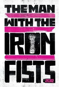 O Homem com Punhos de Ferro - Poster / Capa / Cartaz - Oficial 4