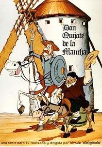 Dom Quixote - Poster / Capa / Cartaz - Oficial 1