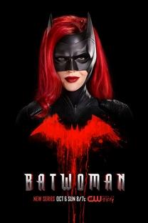 Batwoman (1ª Temporada) - Poster / Capa / Cartaz - Oficial 2