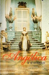 Angélica e o Sultão - Poster / Capa / Cartaz - Oficial 2
