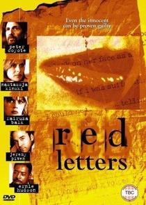 Cartas Vermelhas - Poster / Capa / Cartaz - Oficial 1