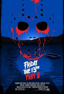 Sexta-Feira 13: Parte 2 - Poster / Capa / Cartaz - Oficial 7