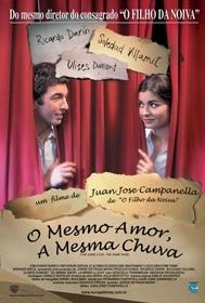 O Mesmo Amor, a Mesma Chuva - Poster / Capa / Cartaz - Oficial 2