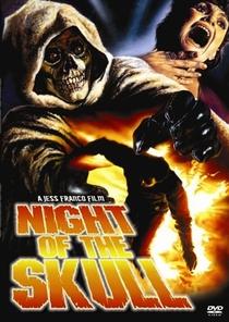 Night of the Skull - Poster / Capa / Cartaz - Oficial 1