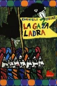 La Gazza Ladra - Poster / Capa / Cartaz - Oficial 1