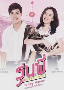 Senior Secret Love: Puppy Honey - Poster / Capa / Cartaz - Oficial 1