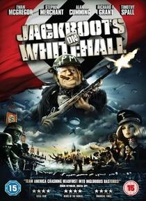 Jackboots on Whitehall - Poster / Capa / Cartaz - Oficial 1