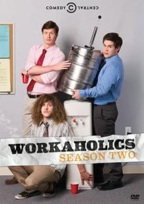 Workaholics (2ª Temporada) - Poster / Capa / Cartaz - Oficial 1