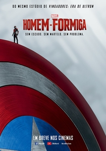 Homem-Formiga - Poster / Capa / Cartaz - Oficial 10