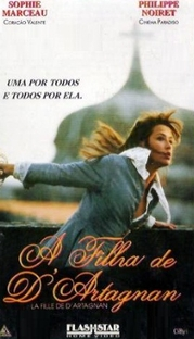 A Filha de D'Artagnan - Poster / Capa / Cartaz - Oficial 1