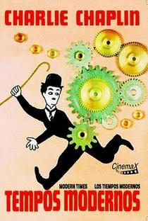 Tempos Modernos - Poster / Capa / Cartaz - Oficial 18