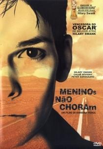 Meninos Não Choram - Poster / Capa / Cartaz - Oficial 1