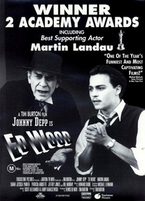 Ed Wood - Poster / Capa / Cartaz - Oficial 5