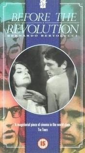 Antes da Revolução - Poster / Capa / Cartaz - Oficial 4