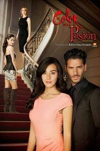 A cor da paixão - Poster / Capa / Cartaz - Oficial 1