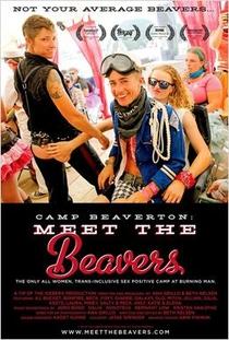 Camp Beaverton: Meet the Beavers  - Poster / Capa / Cartaz - Oficial 1