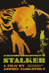 Stalker - Poster / Capa / Cartaz - Oficial 20
