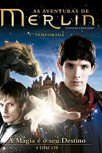 As Aventuras de Merlin (1ª Temporada) - Poster / Capa / Cartaz - Oficial 6