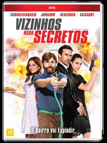 Vizinhos Nada Secretos - Poster / Capa / Cartaz - Oficial 4