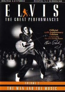 Grandes Momentos de Elvis 2 - Vida e Música - Poster / Capa / Cartaz - Oficial 2