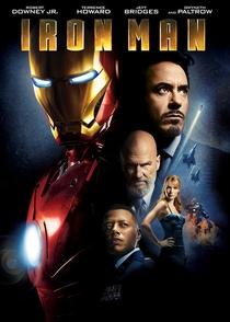 Homem de Ferro - Poster / Capa / Cartaz - Oficial 8