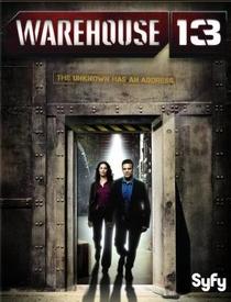 Warehouse 13 (3ª Temporada) - Poster / Capa / Cartaz - Oficial 2