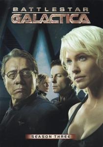 Battlestar Galactica (3ª Temporada) - Poster / Capa / Cartaz - Oficial 5