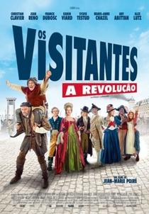 Os Visitantes - A Revolução - Poster / Capa / Cartaz - Oficial 2