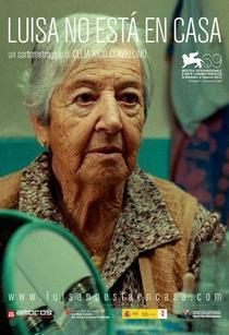 Luisa não está em casa - Poster / Capa / Cartaz - Oficial 1
