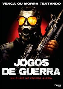 Jogos de Guerra - Poster / Capa / Cartaz - Oficial 1