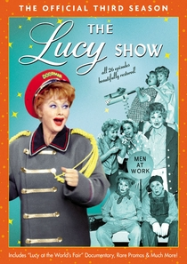 O Show de Lucy (3ª temporada) - Poster / Capa / Cartaz - Oficial 1