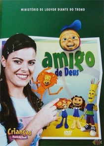 Amigo de Deus - Poster / Capa / Cartaz - Oficial 1