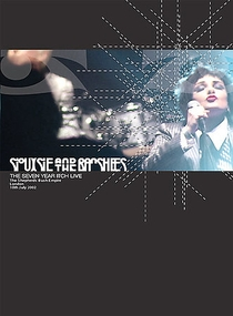 Siouxsie and the Banshees - Seven Year Itch - Poster / Capa / Cartaz - Oficial 1