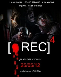 [REC]⁴ Apocalipse - Poster / Capa / Cartaz - Oficial 14