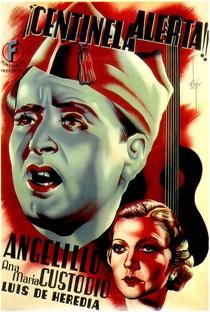Sentinela, Alerta! - Poster / Capa / Cartaz - Oficial 1
