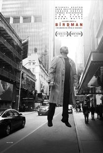 Birdman ou (A Inesperada Virtude da Ignorância) - Poster / Capa / Cartaz - Oficial 3
