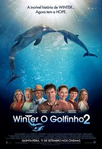 Winter, O Golfinho 2 - Poster / Capa / Cartaz - Oficial 5