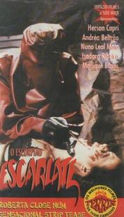 O Escorpião Escarlate - Poster / Capa / Cartaz - Oficial 2