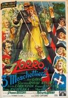 Zorro e os 3 Mosqueteiros (Zorro e i Tre Moschettieri)