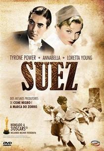 Suez - Poster / Capa / Cartaz - Oficial 3