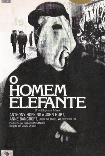 O Homem Elefante - Poster / Capa / Cartaz - Oficial 3