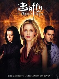 Buffy, a Caça-Vampiros (6ª Temporada) - Poster / Capa / Cartaz - Oficial 2
