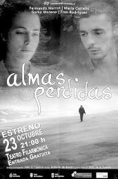 Almas perdidas - Poster / Capa / Cartaz - Oficial 1