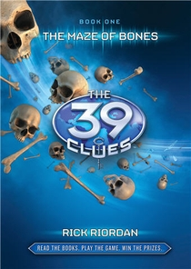 The 39 Clues: The Movie - Poster / Capa / Cartaz - Oficial 1